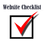 2017 Website Checklist